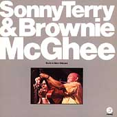 Sonny Terry & Brownie McGhee: Back to New Orleans