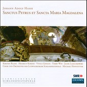Johann Adolf Hasse: Sanctus Petrus et Sancta Mari