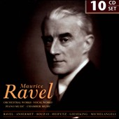 Portrait: Maurice Ravel