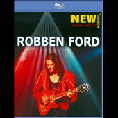 Autour de Blues/Larry Carlton/Robben Ford: New Morning: The Paris Concert *