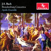 J.S. Bach: Brandenburg Concertos / Apollo Ens.