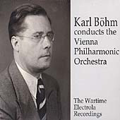 Karl B&#246;hm conducts the Vienna Philharmonic Orchestra