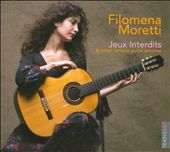 Guitarist Filomena Moretti / Jeux Interdits