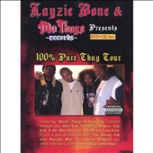 Bone Thugs-N-Harmony: 100% Thug Tour [DVD/CD] [PA]
