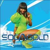 Various Artists: Soca Gold 2012 [CD/DVD]