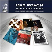 Max Roach: Eight Classic Albums [Box]