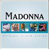 Madonna: Original Album Series [Box]