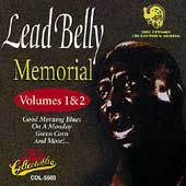 Lead Belly: Memorial, Vols. 3 & 4