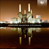 Jonathan Goldstein: Cyclorama / Balanescu Quartet and Ensemble