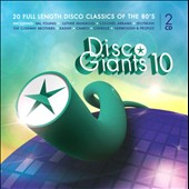 Various Artists: Disco Giants, Vol. 10