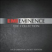 EMI Eminence: The Original Jacket Collection [50 CDs]