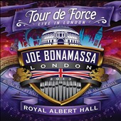Joe Bonamassa: Tour de Force: Live in London - Royal Albert Hall [DVD]
