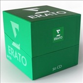 Erato: Legacy - 50 CD Boxed Set