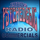 Various Artists: 1960s Psychedelic Radio Commercials