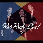 The Rat Pack: Live [CD/DVD] [Box]