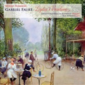 Gabriel Faure: Lydia's Vocalises / Jonathan Freeman-Attwood, trumpet; Roy Howat, piano