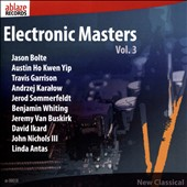 Various Artists: Electronic Masters, Vol. 3