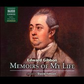 David Timson: Memoirs Of My Life [Box]