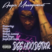 HoodStar: Anger Management [PA] [5/26]