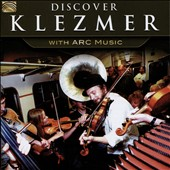 Various Artists: Discover Klezmer with Arc Music