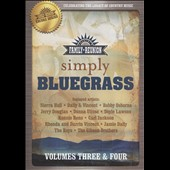 Various Artists: Country Family Reunion:  Simple Bluegrass, Vol. 3-4