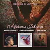 Alphonso Johnson (Bass): Moonshadows/Yesterday's Dreams/Spellbound