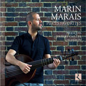 Marin Marais (1656-1728): Favorites from Marais' Books of Pieces de Viole / Francois Joubert-Caillet, bass viol; L'Achéron