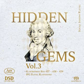Ignaz Joseph Pleyel (1757-1831): Hidden Gems, Vol. 3 - Sonatas (3) for violin, cello & piano / IPG Pleyel Piano Trio