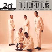 The Temptations (R&B): 20th Century Masters - The Millennium Collection: The Best of the Temptations, Vol. 1