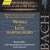 Edition Bachakademie Vol 109 - Works for Lute Harpsichord