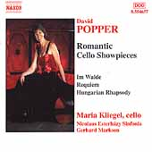 David Popper - Romantic Cello Showpieces / Kliegel, et al