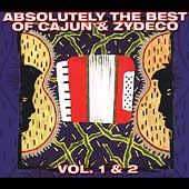 Various Artists: Absolutely the Best of Cajun & Zydeco, Vol. 1 & 2
