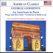 American Classics - Gershwin / James Judd, New Zealand SO