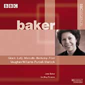 Gluck, Lully, Finzi, Britten, Warlock, et al / Janet Baker