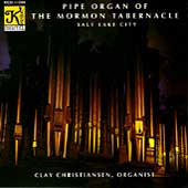 Pipe Organ Of The Mormon Tabernacle / Clay Christiansen