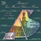 Rarities of Piano Music at Schloss vor Husum 2002