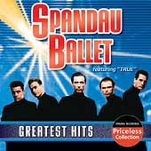 Spandau Ballet: Greatest Hits [CEMA]