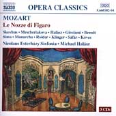 Opera Classics - Le Nozze di Figaro / Hal&aacute;sz