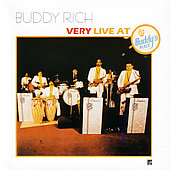 Buddy Rich: Very Live at Buddy's Place