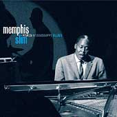 Memphis Slim: Paris Mississippi Blues