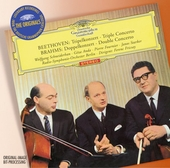 Beethoven: Triple Concerto;  Brahms / Fricsay, et al
