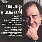 Percussion by William Kraft / Kraft, Silverman