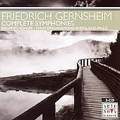 Friedrich Gernsheim: Symphonies / K&ouml;hler, Rheinland-Pfalz PO