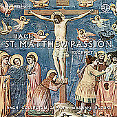 Bach: St Matthew Passion (Excerpts) / Suzuki, Turk, et al