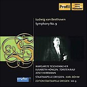 Beethoven: Symphony no 9 / B&#246;hm, et al