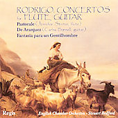Rodrigo: Concierto de Aranjuez, Concierto Pastorale, etc