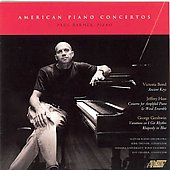 American Piano Concertos - Gershwin, et al / Paul Barnes