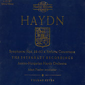 Haydn: Symphony no 88-92 / Fischer