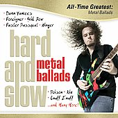 Various Artists: Hard and Slow: All Time Greatest Metal Ballads