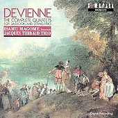 Devienne: Complete Quartets for Bassoon & Strings / Magome